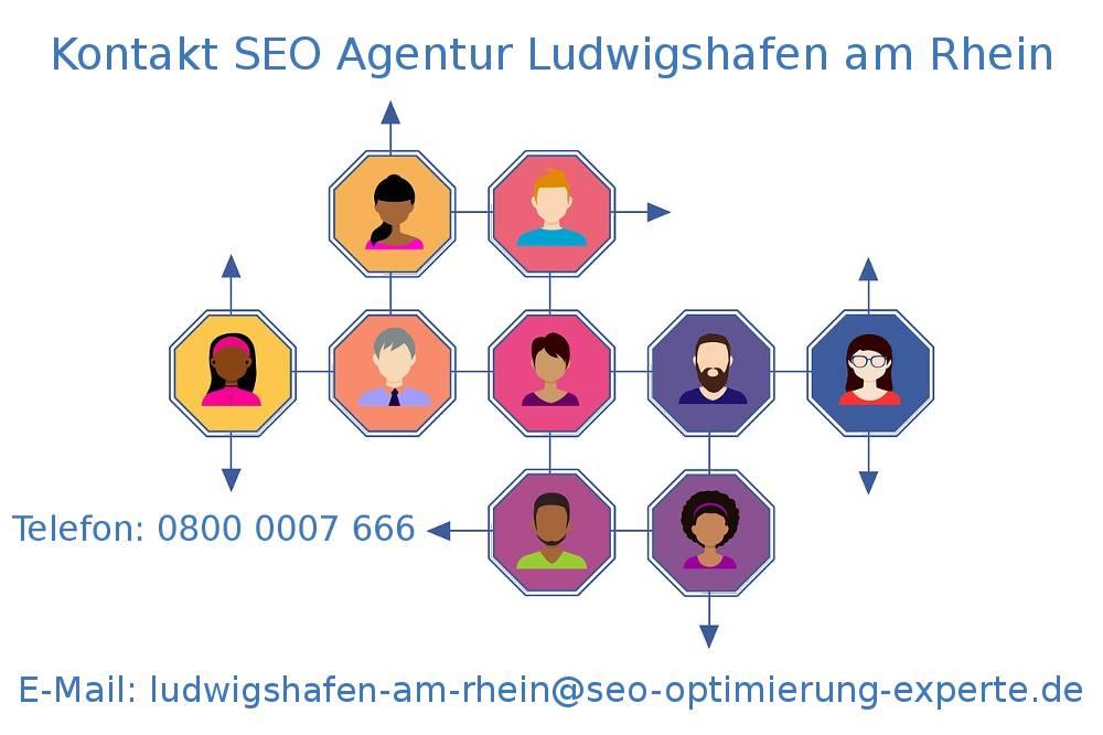 Auf dem Bild finden Sie die Infos Ihrer SEO Firma Ludwigshafen am Rhein