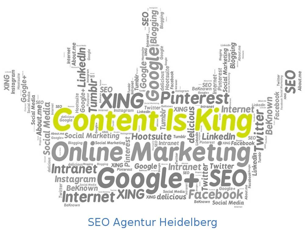 SEO Agentur Heidelberg - Google Rankings optimieren!