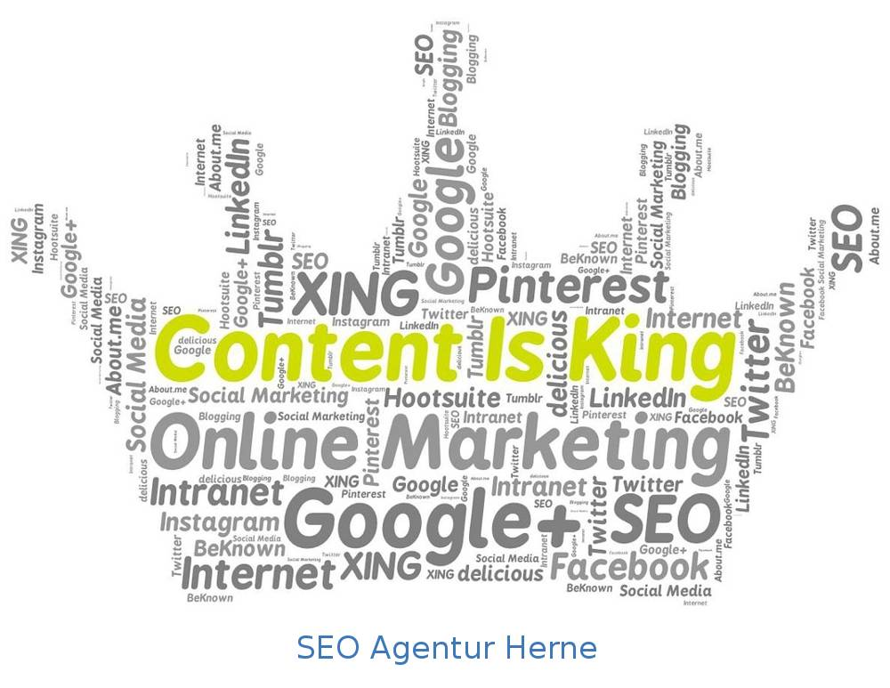SEO Agentur Herne - Google Search Engine Optimization verbessern!