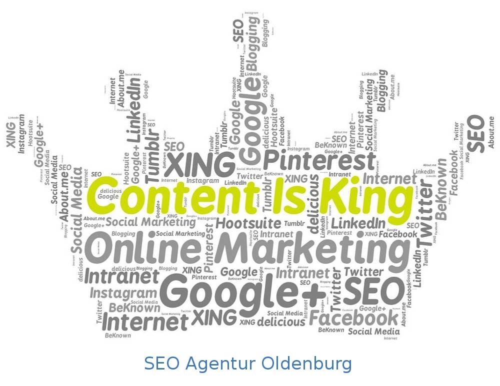 SEO Agentur Oldenburg - Berater für online Marketing!