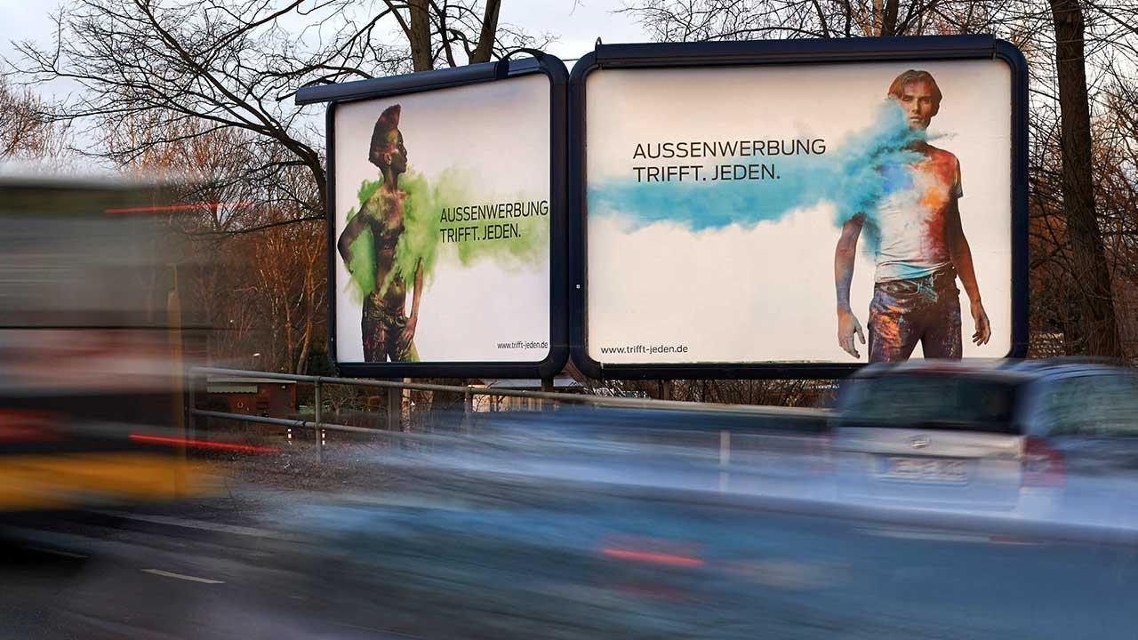 Außenwerbung NRW - Was bringt Plakatwerbung eigentlich.