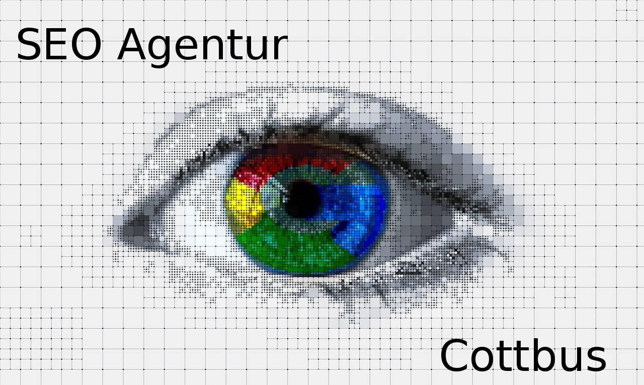Collage Ihrer SEO Firma Cottbus
