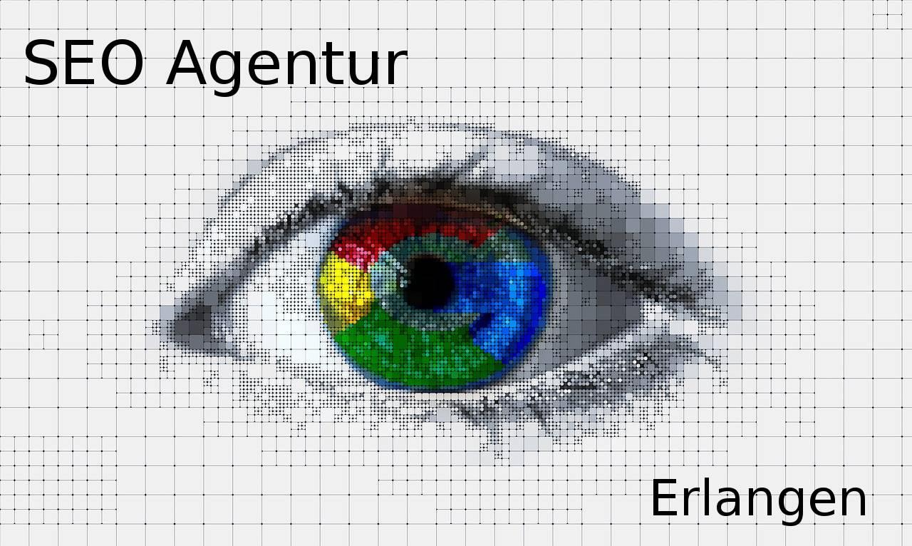 Grafik der SEO Agentur Erlangen
