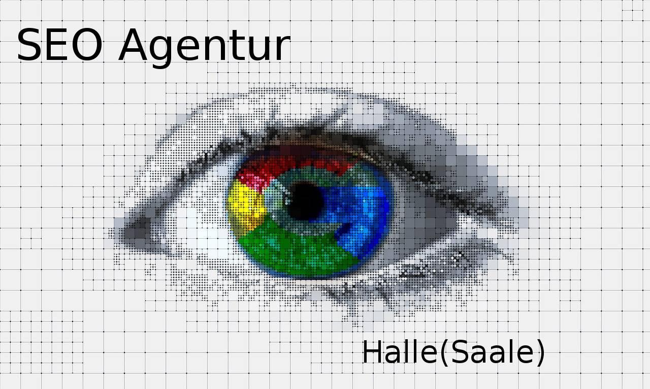 Grafik unserer SEO Firma Halle (Saale)