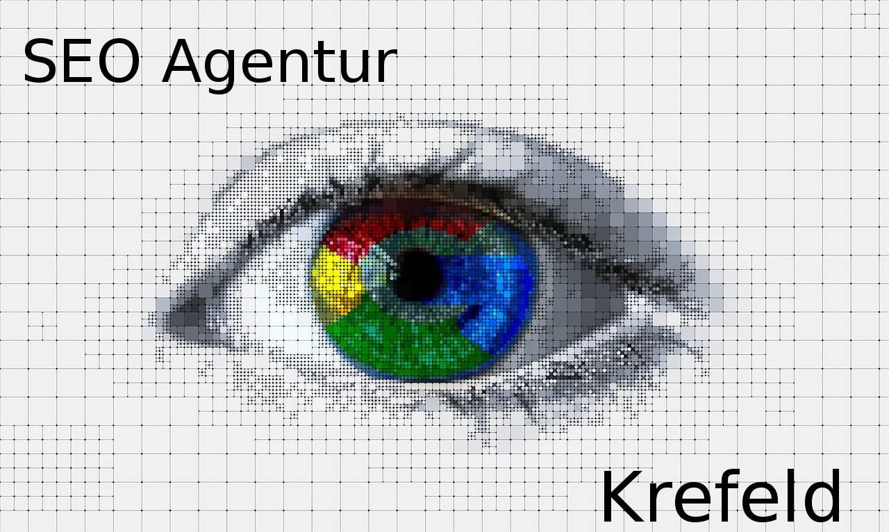 Collage unserer SEO Agentur Krefeld