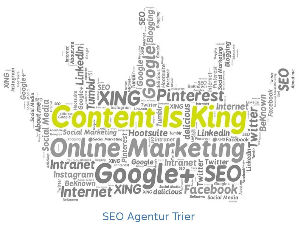 SEO Agentur Trier - SEO für Google!