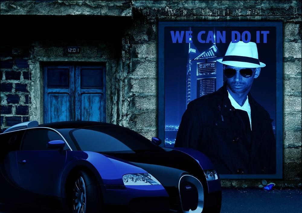 Bild mit Kinoplakat als Synonym für die Frage was bringt Plakatwerbung eigentlich und Außenwerbung NRW