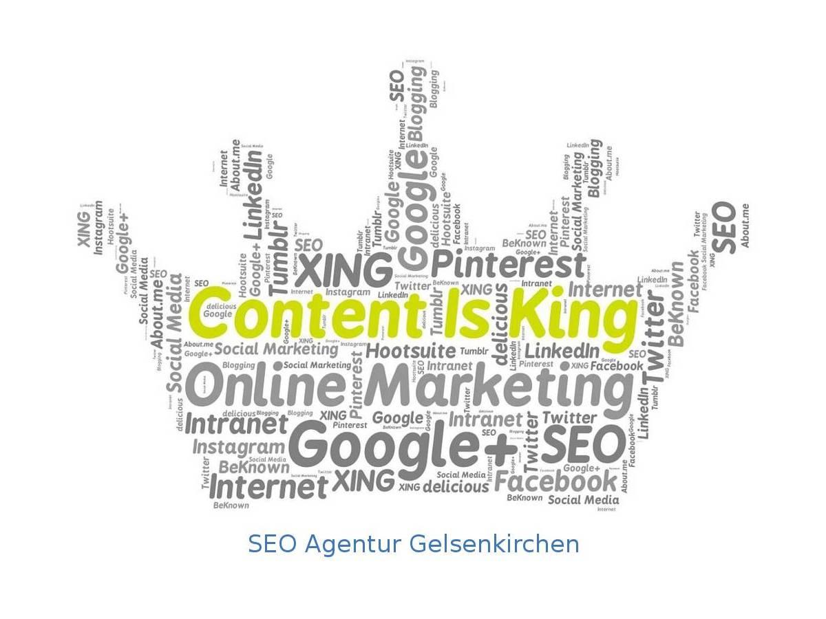 SEO Agentur Gelsenkirchen - Erste Seite in der Suchmaschine Google erreichen